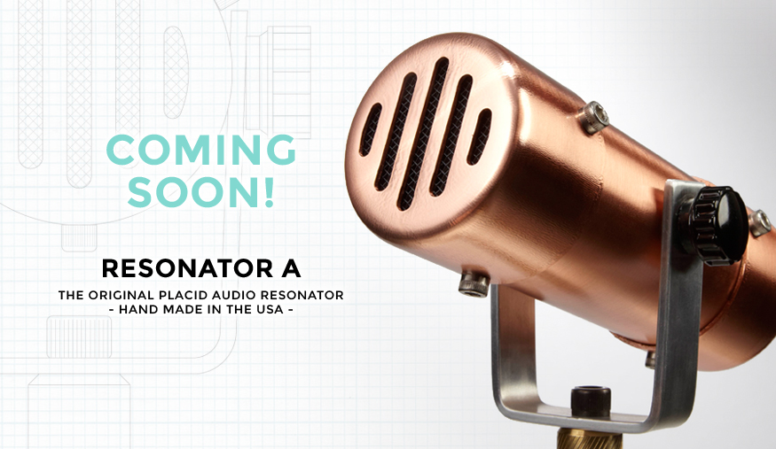 Resonator A CS - Hand Made