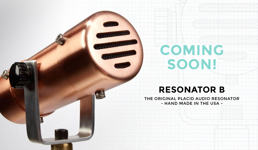Resonator B CS - Hand Made