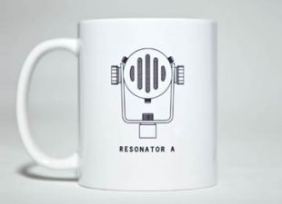 Resonator A Mug Product Image
