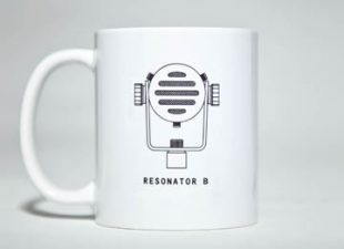 Resonator B Mug Product Image